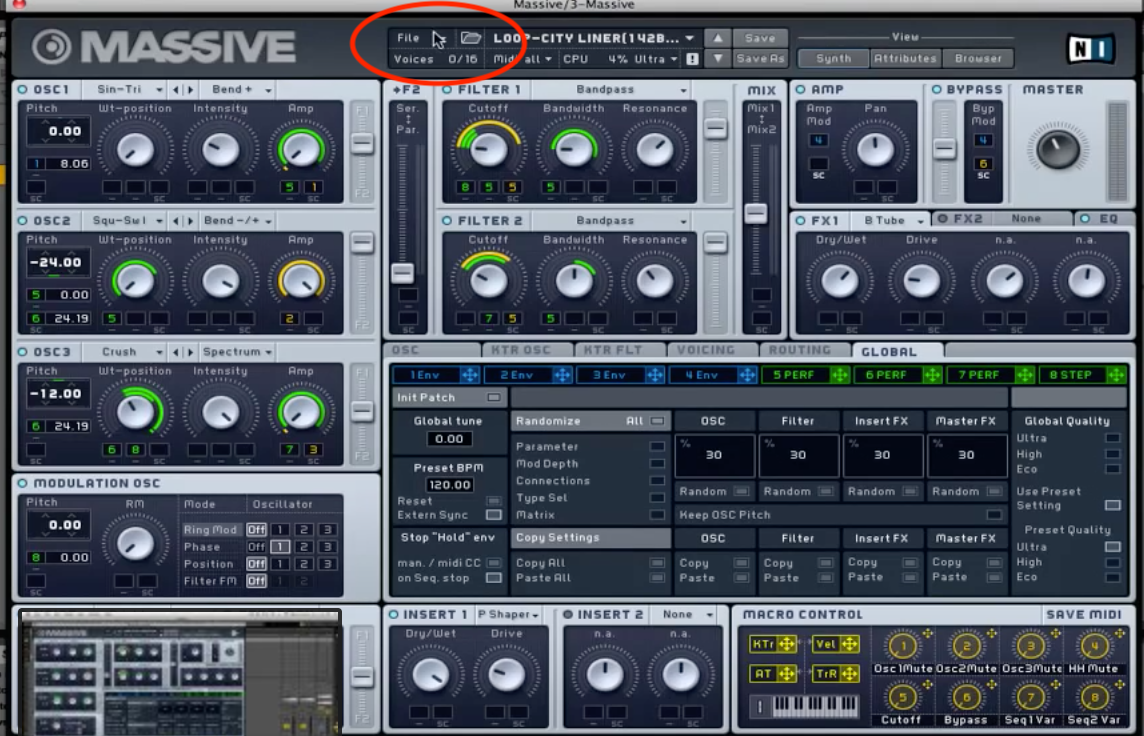 Loading Synth Presets From Splice – Help Center